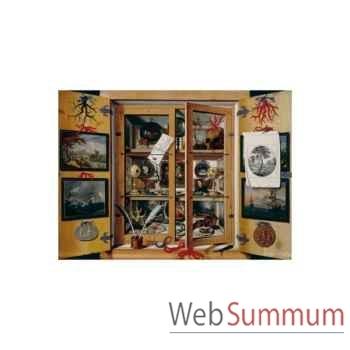 Puzzle Cabinet de curiosite Puzzle Michèle Wilson W155-100