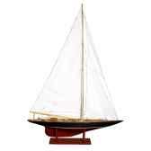 maquette voilier classe j shamrock v sham75