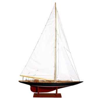 Maquette Voilier - Classe J Shamrock - V-SHAM75