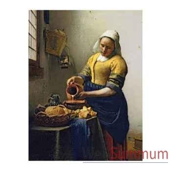 Puzzle La laitiere s Puzzle Michèle Wilson W108-12