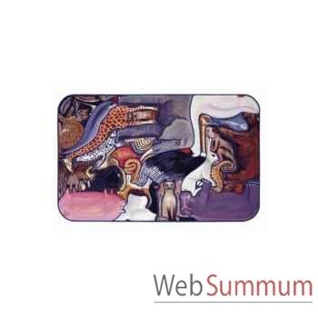 Puzzle Les animaux en folie Puzzle Michèle Wilson W104-24