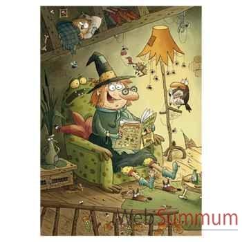 Puzzle Gorbine et monstrocalm Puzzle Michèle Wilson W106-24