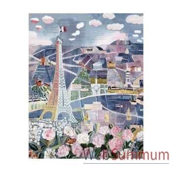 Puzzle Paris au printemps Puzzle Michèle Wilson W25-24