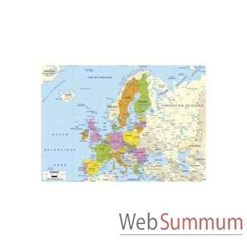 Puzzle Carte d europe Puzzle Michèle Wilson W74-50