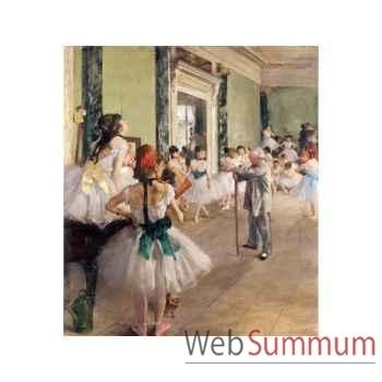 Puzzle La classe de danse degas Puzzle Michèle Wilson W015-50