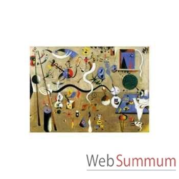 Puzzle Carnaval miro Puzzle Michèle Wilson W154-50