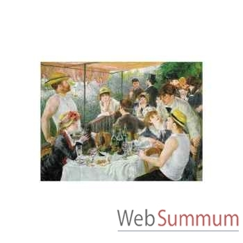 Puzzle Le dejeuner des canotiers Puzzle Michèle Wilson W61-50