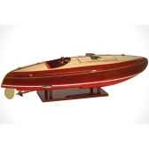 maquette runabout americain flyer collection riva r fly82