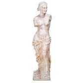 sculpture venus de milo pierre albatre blanc bs3135alaw