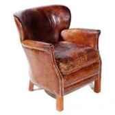 fauteuiprofessor en cuir couleur cigare h 750 x 680 x 700 arteinmotion popro0017
