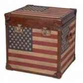 malle star en tissu avec drapeau americain h 600 x 600x 600 arteinmotion bau sta0041