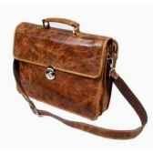 sac laptop en cuir couleur cigare h 330 x 420 x 150 arteinmotion com bor0021