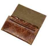 porte documents gulliver en cuir couleur cigare avec finition en croco h 140 x 240 x 23 arteinmotion com bor0044