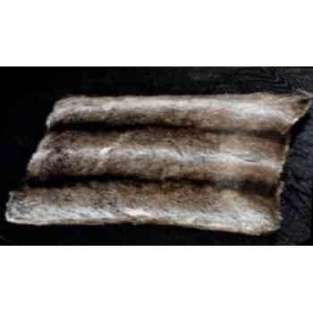 Coussin otter en poil synthétique couleur loutre 600 x 300 Arteinmotion CUS-OTT0011