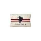 coussin polo club 50 x 70 arteinmotion com cus0094