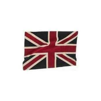 Couverture union jack en chenille 2000 x 1400 Arteinmotion COM-PLA0107