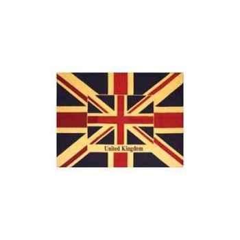 Couverture united kingdom en chenille 1900 x 1400 Arteinmotion COM-PLA0112