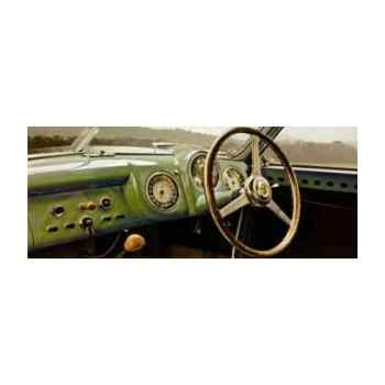 Cadre tableau de bord ferrari in alluminio 1500 x 600 Arteinmotion QUA-ALL0055