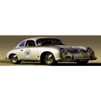 Cadre porshe 356 en aluminium 2000 x 600 Arteinmotion QUA-ALL0057