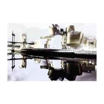 Cadre guggenheim en aluminium effet humide 1500 x 1000 Arteinmotion QUA-ALL0059