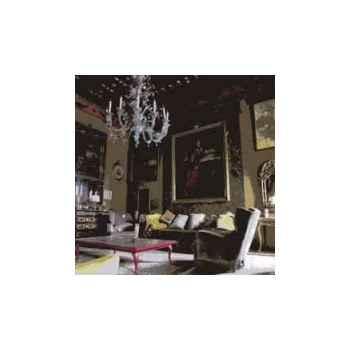 Cadre intérieur venise en aluminium effet humide 1000 x 1000 Arteinmotion QUA-ALL0062