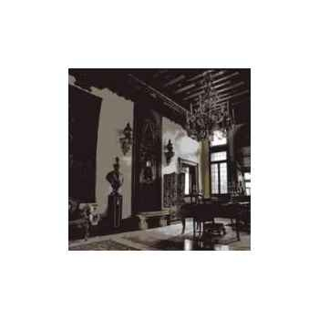 Cadre intérieur venise en aluminium effet humide 1000 x 1000 Arteinmotion QUA-ALL0061