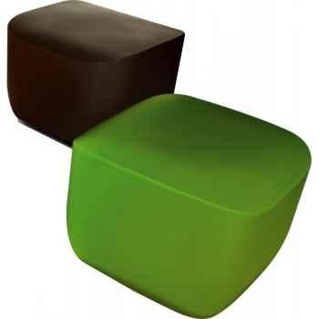 Pouf table d\'appoint translation ottoman design alain gilles Qui est Paul