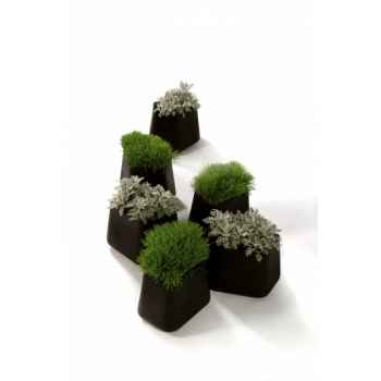 Pot rock garden modular small design alain gilles Qui est Paul Rock Garden Small
