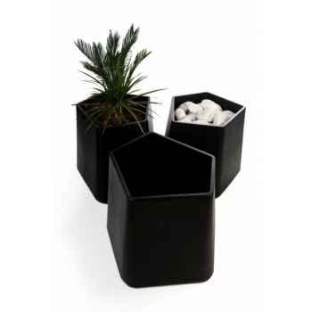 Pot rock garden modular medium design alain gilles Qui est Paul Rock Garden Medium
