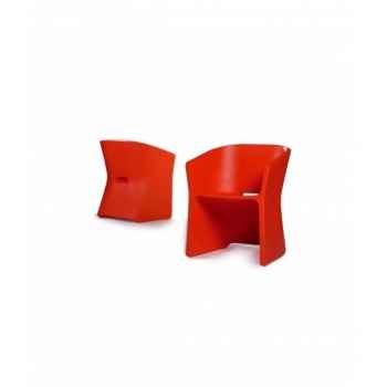 Chaise sliced chair design alain gilles Qui est Paul