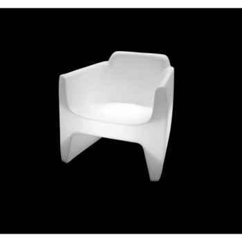 Fauteuil translation armchair lumineux design alain gilles Qui est Paul