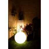 boule lumineuse diametre 50 cm design studio pauqui est pauboule lumineuse 50