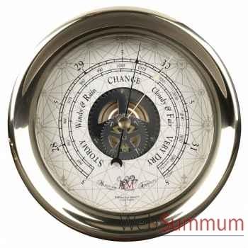 Baromètre du capitaine décoration marine amf sc041