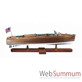 Chris craft décoration marine amf as183