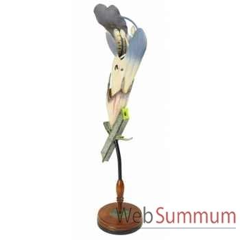 Fleur salvia décoration marine amf mc278