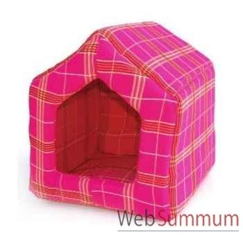 Maison tissu interieur mousse t. 40 Sellerie Canine Vendéenne 10510