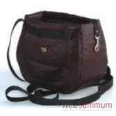 sac de randonnee matelasse double matelasse 28 cm h 25 cm sellerie canine vendeenne 12900