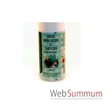 Spray insecticide-larvicide 150 ml Sellerie Canine Vendéenne 18320