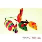 souris fluo multicolore sellerie canine vendeenne 19508