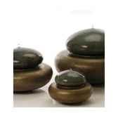 fontaine heian fountain large bronze et vert de gris bs3366vb