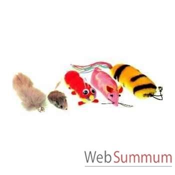 Queue de lapin fourrure 12cm Sellerie Canine Vendéenne 19513