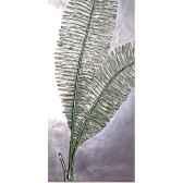 decoration murale modele felicinae walplaque positive surface aluminium bs3287alup
