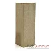 piedestaet colonne modele display pedestalarge surface pierre romaine bs1016ros
