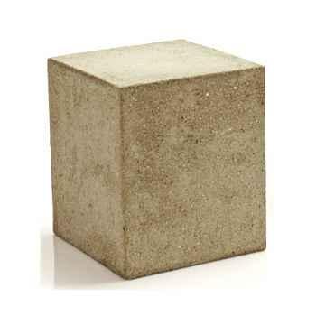Piedestal et Colonne-Modèle Display Pedestal Small, surface marbre vieilli-bs1014ww