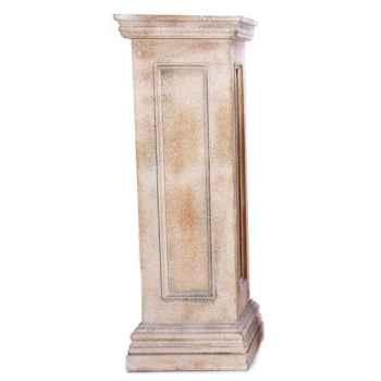 Piedestal et Colonne-Modèle Bristol Pedestal Giant, surface grès-bs1032sa