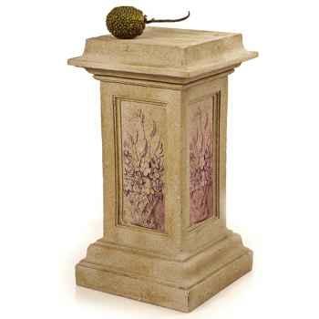 Piedestal et Colonne-Modèle Spring Pedestal, surface grès combinés avec du fer-bs1027sa/iro