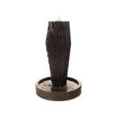 fontaine modele ayers fountainhead 130 surface pierre noire bs3506lava