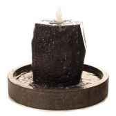 fontaine modele ayers fountainhead 65 surface pierre noire bs3507lava
