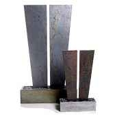 fontaine modele v fountain xsurface ardoise combines au bronze sl5514svb