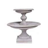 fontaine modele turin fountainhead surface granite bs3313gry